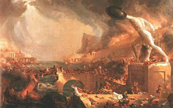 The Fall of the Roman Empire - CDA's World History Wiki